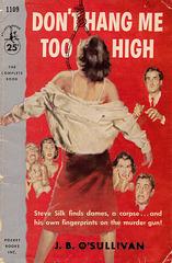 J.B. O'Sullivan - Don't Hang Me Too High
