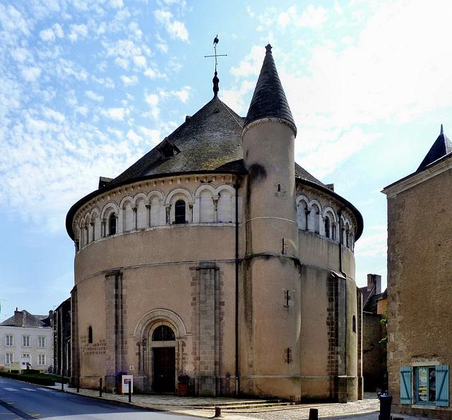 Neuvy-Sainp-Sépulchre - Saint-Étienne