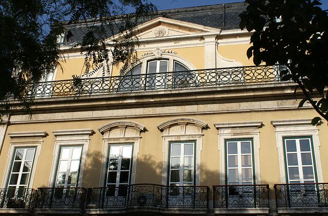 Pereira Costa Mannor, Lisbon