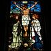 Worcester College Chapel window