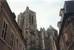cathédrale de Bourges 19-08-97 au matin