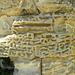 la fragilité du calcaire