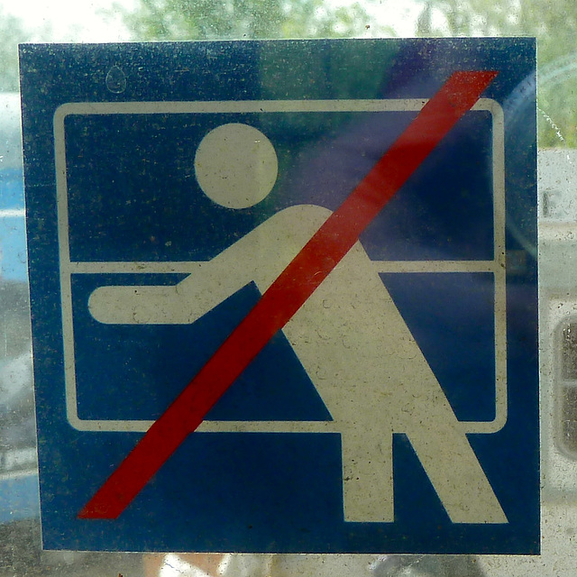 Dordt in Stoom 2014 – Mr. White is not allowed to lean out of the window