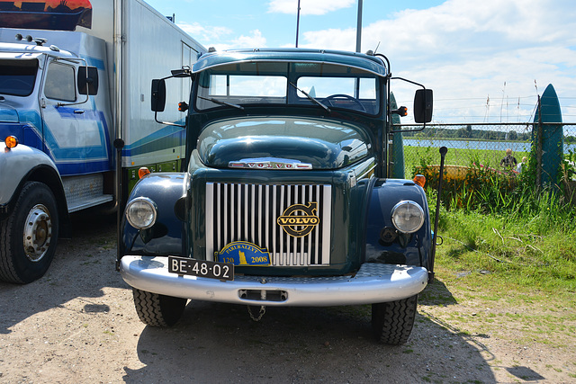 Dordt in Stoom 2014 – 1972 Volvo NB 88-44