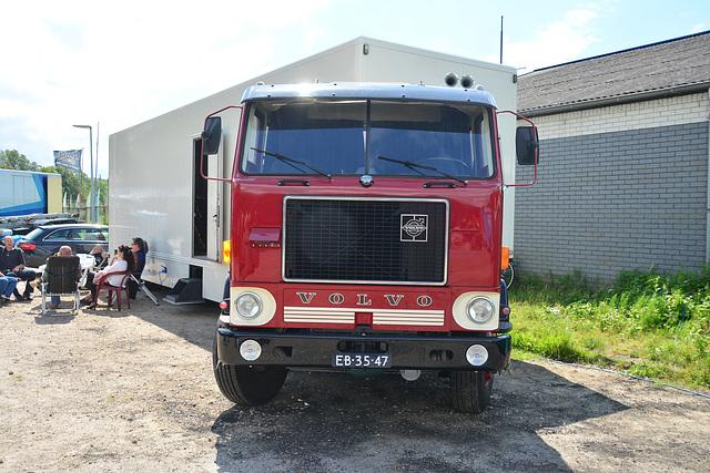 Dordt in Stoom 2014 – 1973 Volvo F88-34T