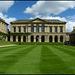 Worcester College quad
