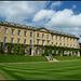 Worcester College main quad