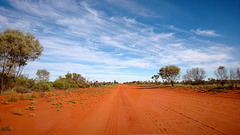 Central Desert highway
