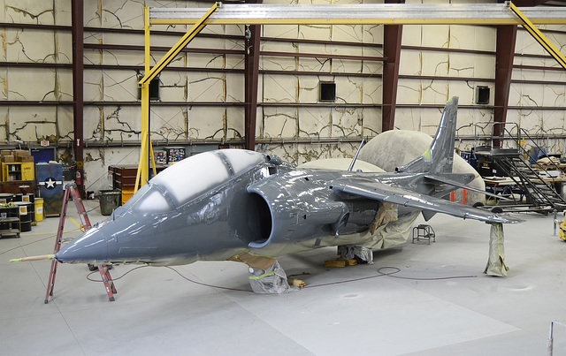 Hawker Siddeley TAV-8A Harrier 159382