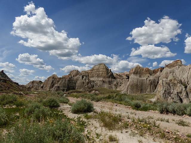 Badlands of the Dinosaurs
