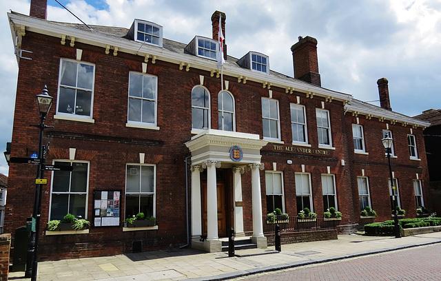 old council offices, faversham, kent