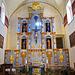 Retablo - Mission San Jose y San Miguel de Aguayo