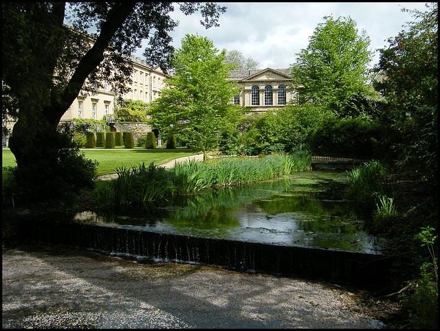 Worcester College stream