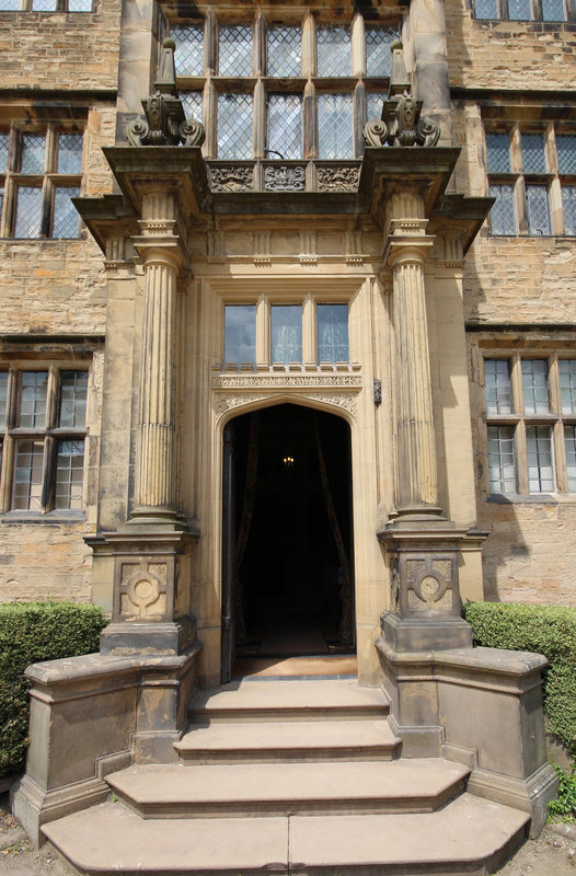Gawthorpe Hall, Lancashire, England