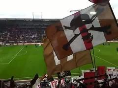 """Verabschiedung #17 Fabian """"Fußballgott"""" Boll mit Thees Uhlmann: """"Das hier ist Fußball"""" (live)"""