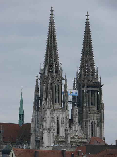 Regensburg - Domtürme