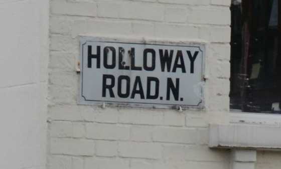 Holloway Road, N