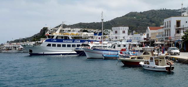 Skala Harbour