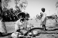 Aboriginal life Warrabri 1964-13