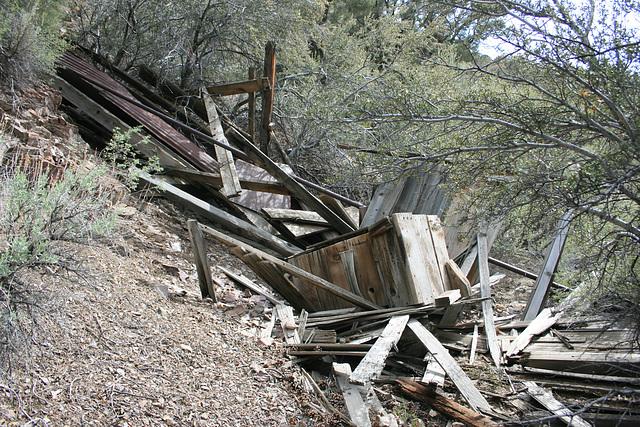 Richmond Canyon mine