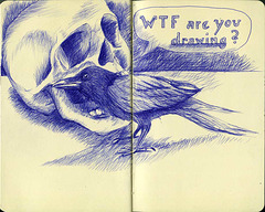 IF Skull WTF are you drawing?