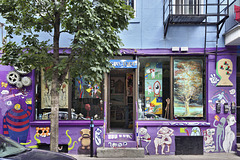 Usine 106U – Roy Street, near De Bullion, Montréal, Québec