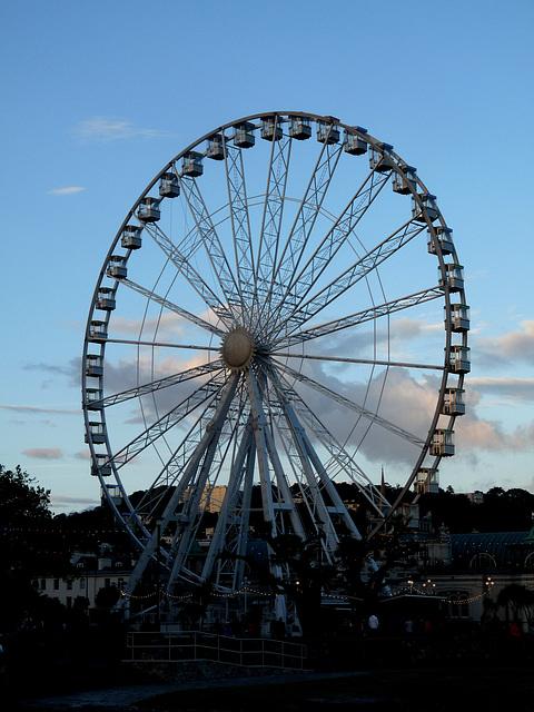 Torquay's Ferris Wheel