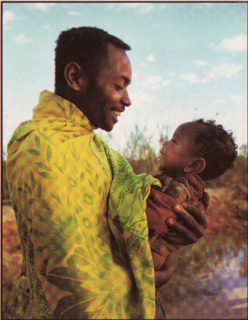 Quand un enfant naît un père naît aussi