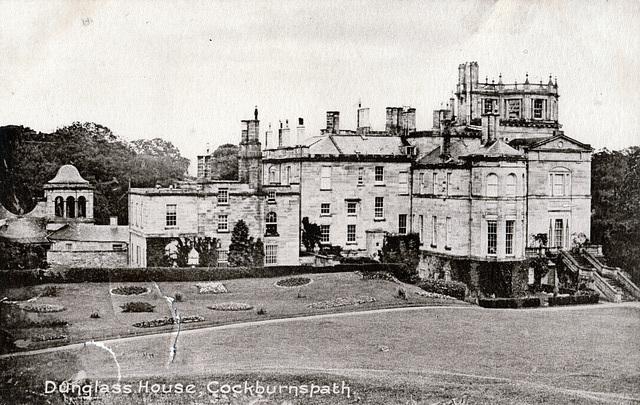 Dunglass House, Lothian (Demolished)