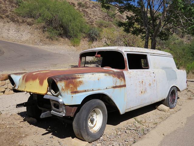 1956 Chevrolet Model 1508 Sedan Delivery