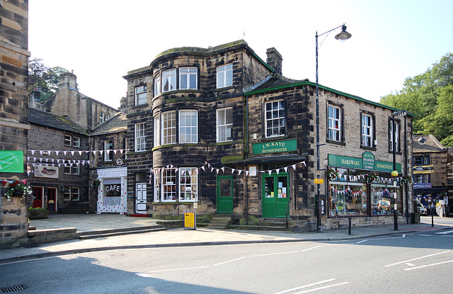 Holmfirth, West Yorkshire