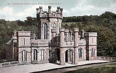 Calderwood Castle, Lanarkshire (Demolished 1951)