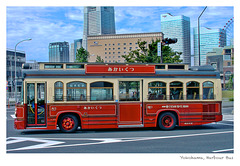 Yokohama, Harbour Bus