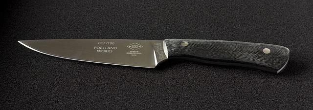 Stuart Mitchell Knife