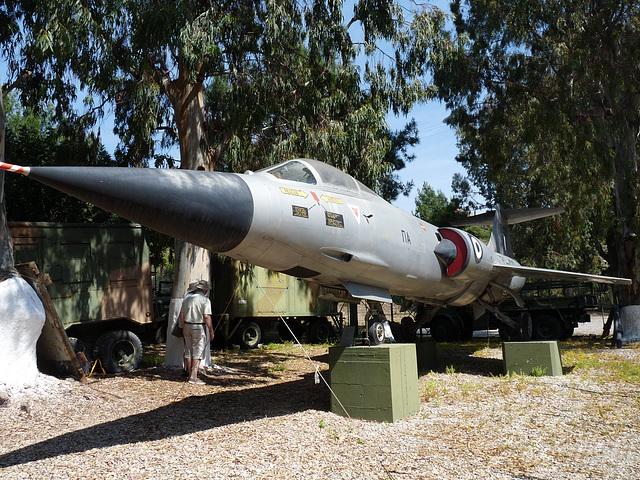 Lockheed F104G Starfighter (Hellenic Air Force)
