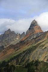 The Border Peaks