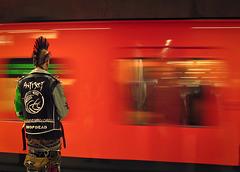 punk and metro