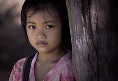 Jeune fille AKHA