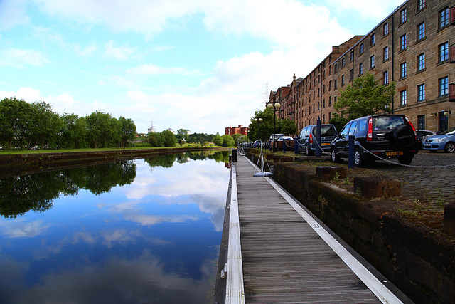 Early Morning at Speirs Wharf