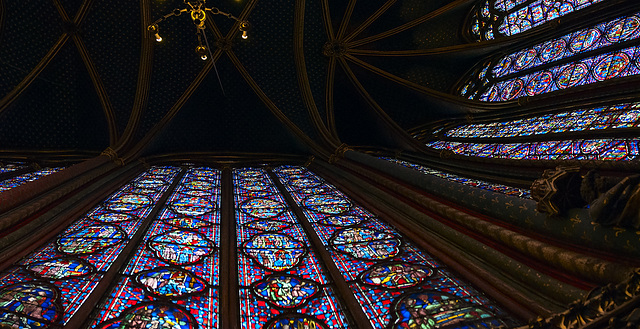 Up In Sainte-Chapelle