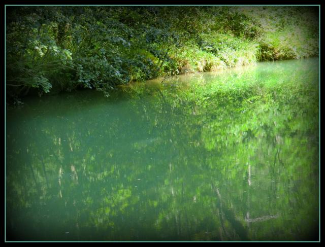 un long fleuve tranquille ...
