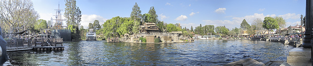 Rivers of America (Simulation)