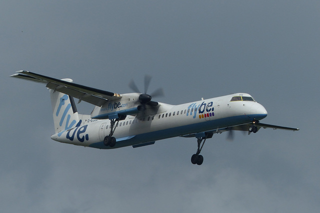 G-ECOG approaching Southampton - 2 July 2014