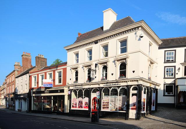 Nos.1-5 (Odd) Saint John Street, Ashbourne, Derbyshire