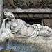 Diana by Pietro da Cortona, Quattro Fontane in Rome, July 2012