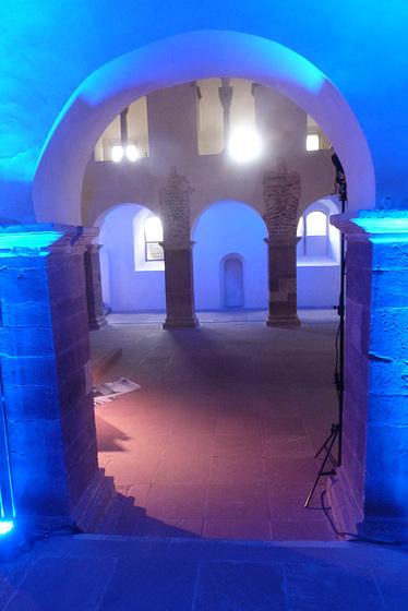 Meditation - meditado - im Schloss Corvey