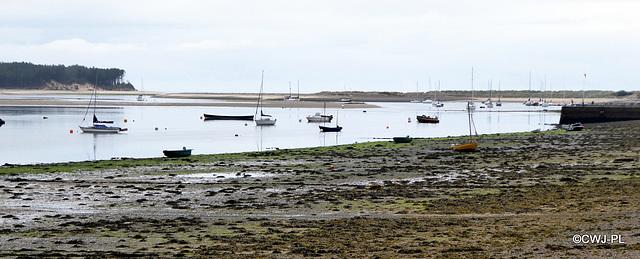 Findhorn Bay - Low Tide