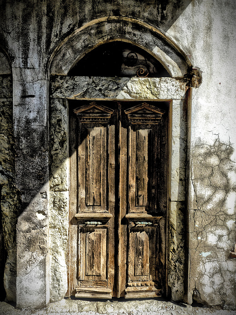 I've Seen Better Doors (Fake HDR)