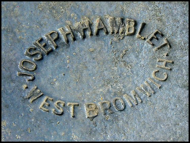 Joseph Hamblet brick
