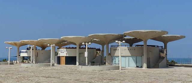 Brutalism in Tel Aviv - 23 May 2014